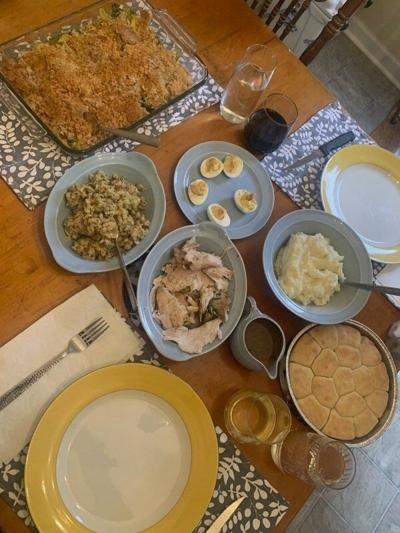 Traditions carry over to one-of-a-kind Thanksgiving