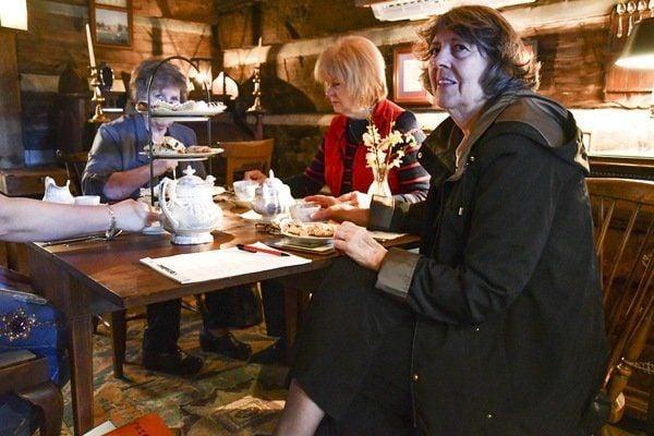 PHOTOS: First Tuesday Tea