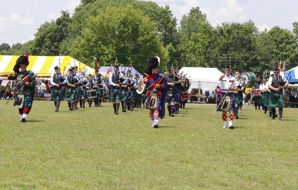 HEART OF THE BLUEGRASS: Glasgow Highland Games celebrates family