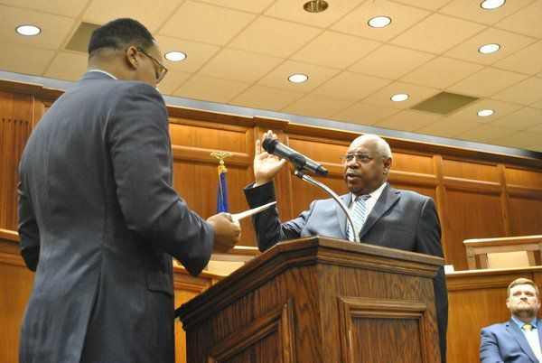 PHOTOS: Richmond City Commission swearing in