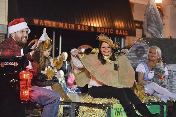 Christmas marches into Madison County