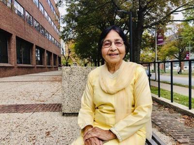 EKU's Sultanaselected asFulbright specialist