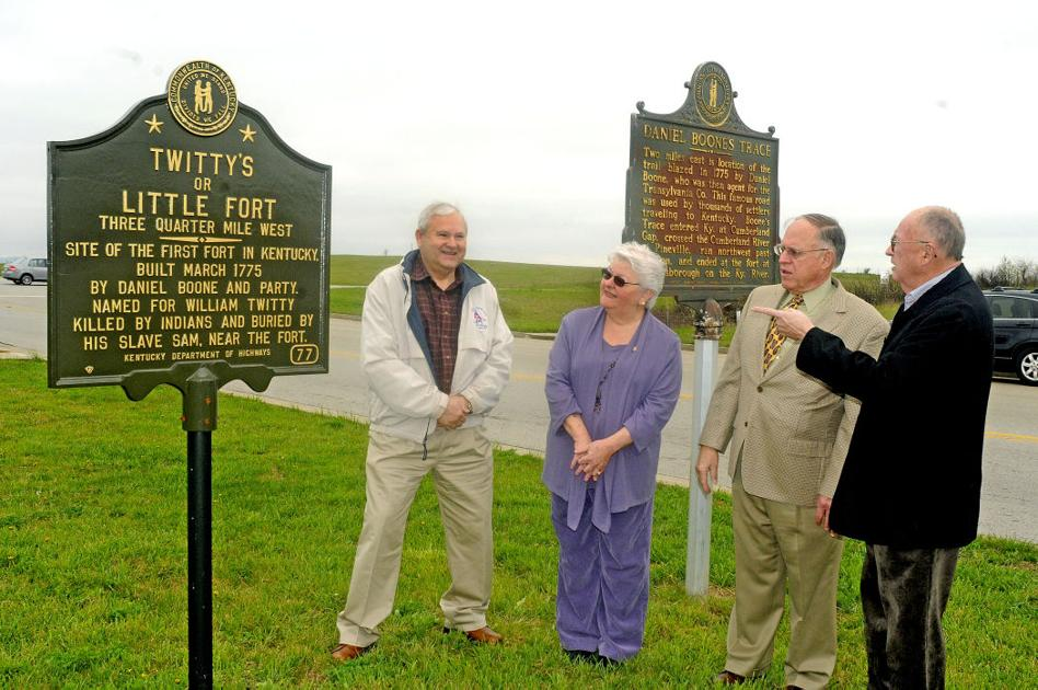241 years later, Ft. Twitty marker is rededicated