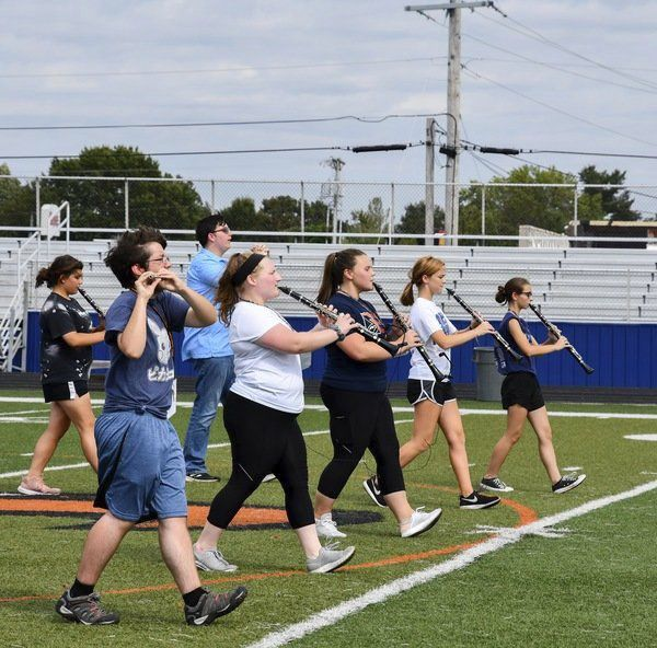 'Unbroken': Southern's marching band delivers message of determination