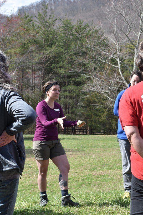 Educators learn at Pollinator Workshop