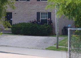 Keeneland Drive shooting