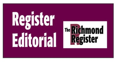 Register Editorial Photo