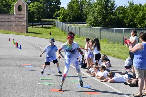 PHOTOS: Color Run at Glenn Marshall