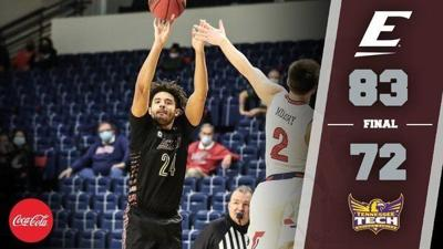OVC MEN'S HOOPS: Colonels roll past Tennessee Tech