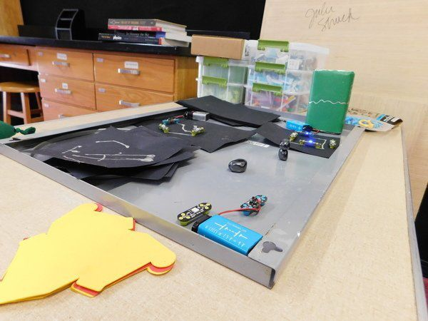 Makerspace moves in:New space open to adults, kids to create in Berea