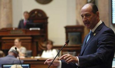 Lawmakers convene for session on pensions