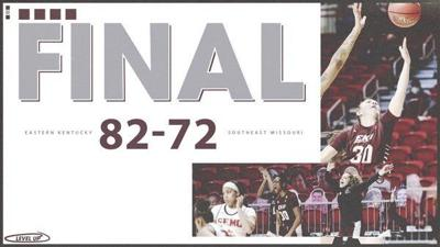 OVC WOMEN'S HOOPS: Colonels move into eighth place with big road win