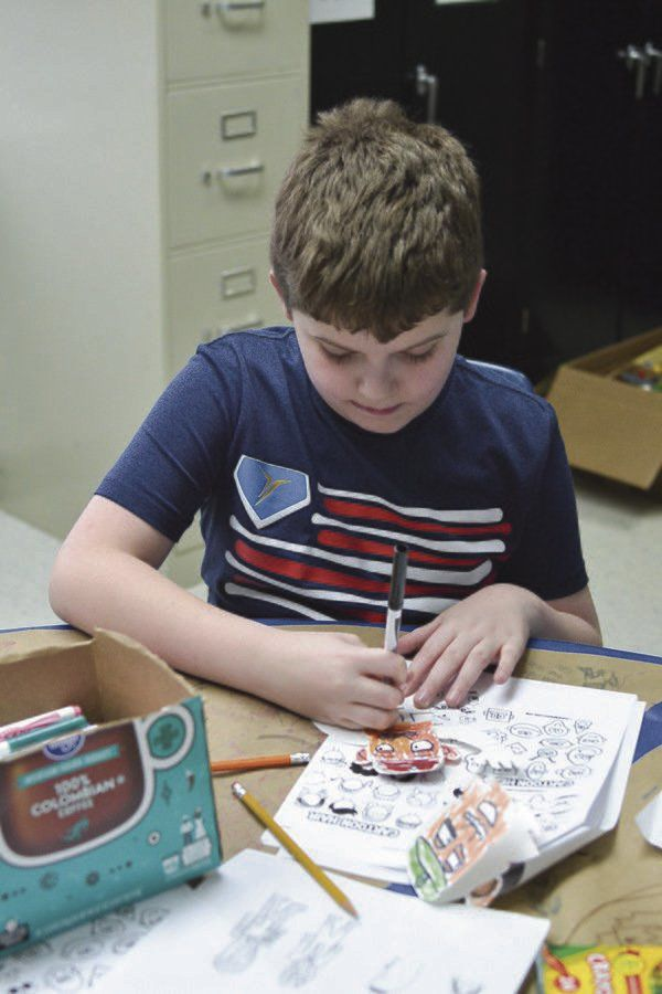 An artistic opportunity at Fun with the Arts