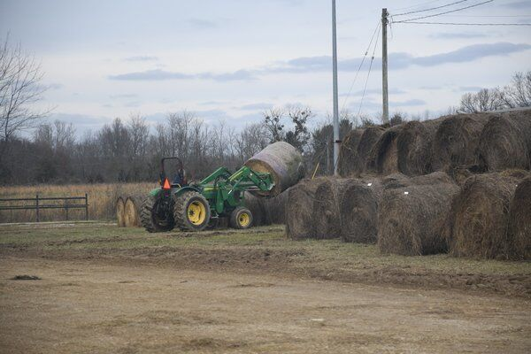 Hay Day: Madison County prepares for record breaking hay sales