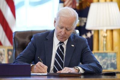 Biden COVID relief bill