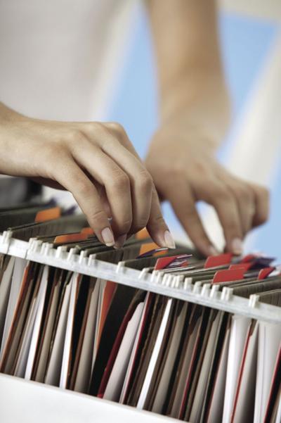 record files