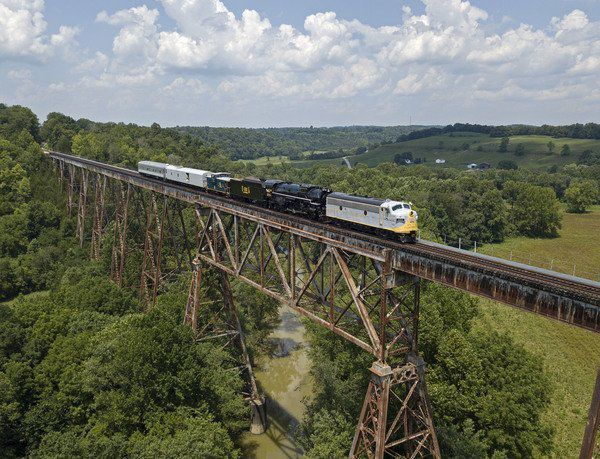 Historic locomotive ready for new life