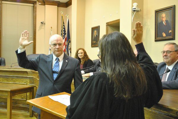 Fraley 'called to serve' as Berea Mayor