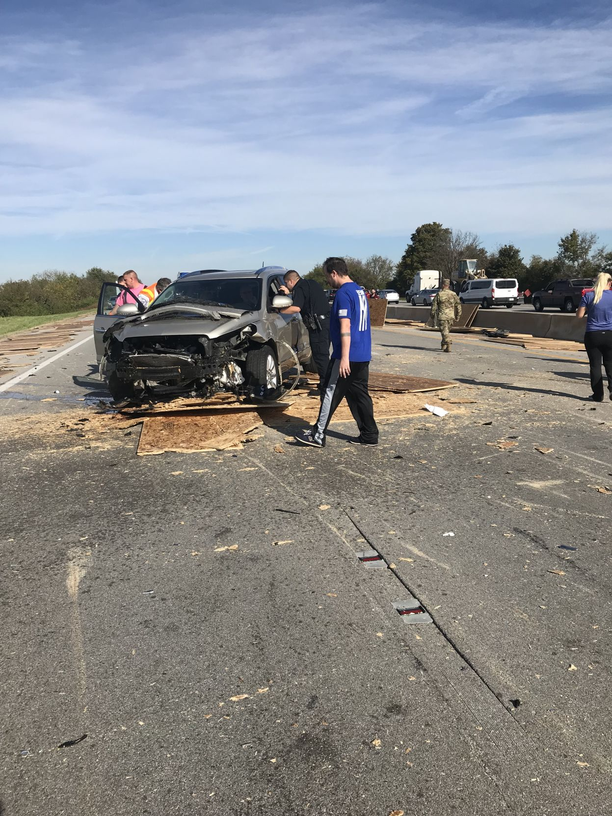 Update Fatal I 75 Accident Claims One News Richmondregister Com