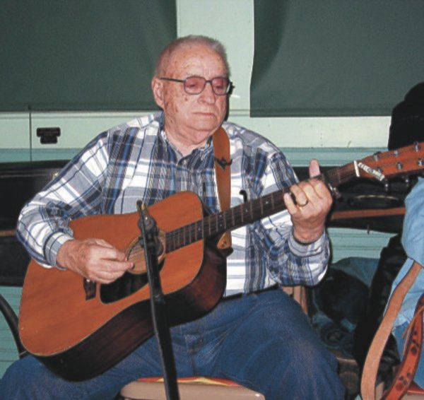 HEART OF THE BLUEGRASS: The guitar that survived World War II