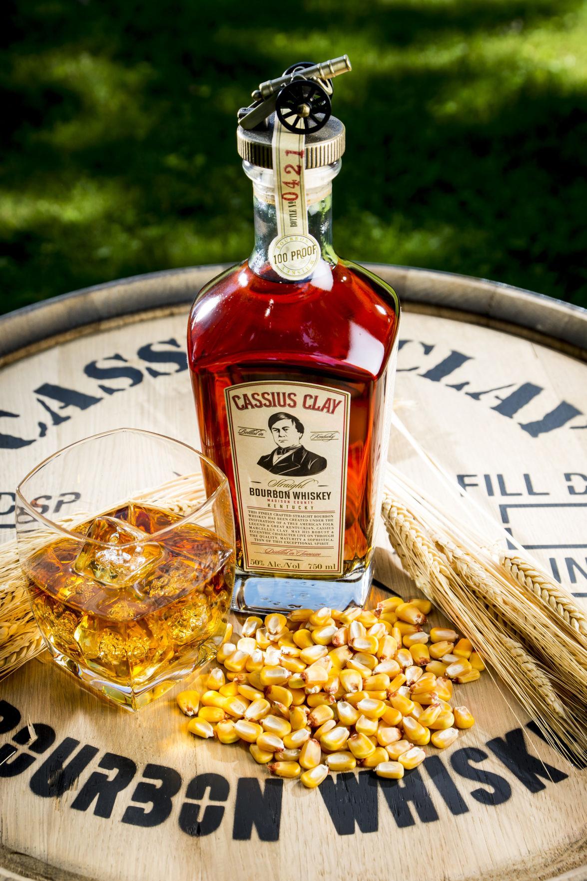 cassius clay bourbon