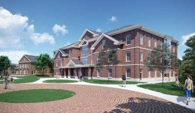 Danforth down: Excavation begins for new Berea residence hall | News