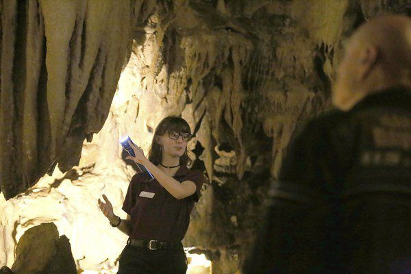 'Little and pretty:' It's what sets Diamond Caverns apart