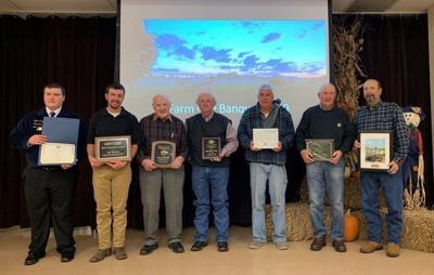 2019 Farm City Banquet award winners
