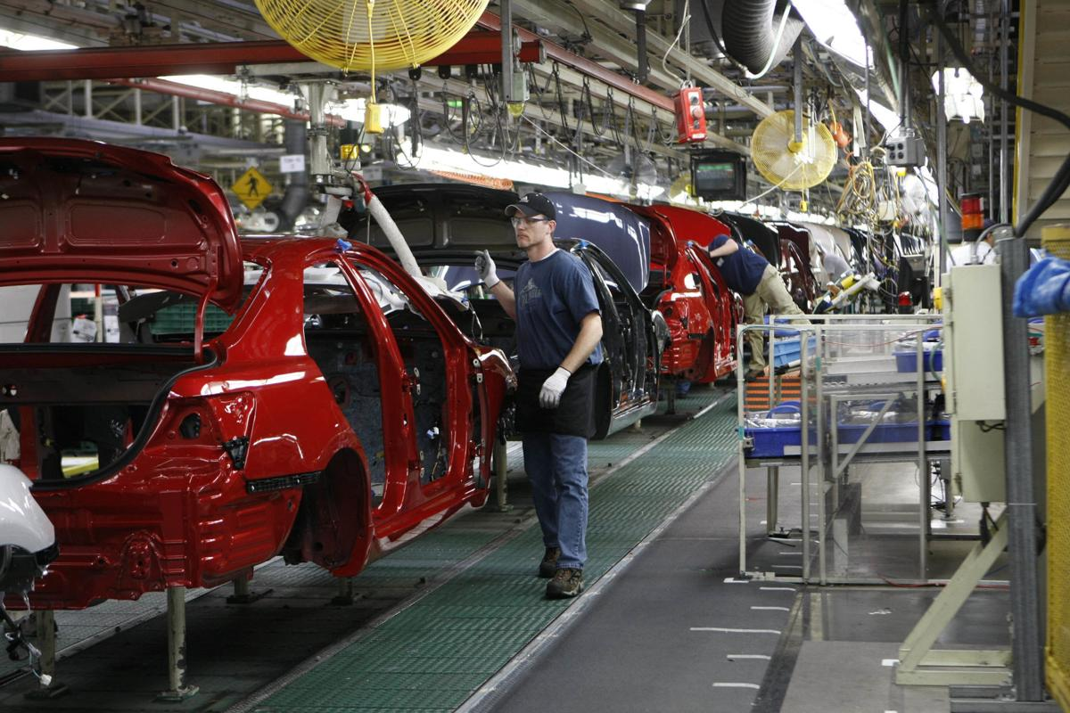 Toyota Investing 1 33 Billion In Georgetown Plant