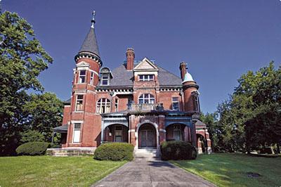 Astounding Historic Richmond Home Given To Eku Local News Download Free Architecture Designs Scobabritishbridgeorg