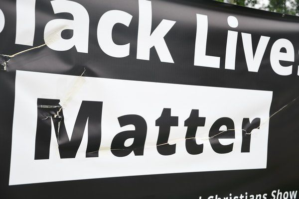 BLM signslashing saddens pastor