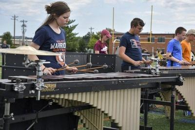 'Unbroken':Southern's marching band delivers message of determination