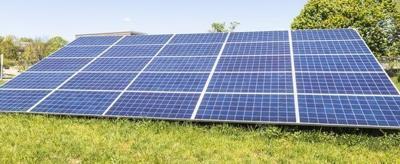 Solar farm at EKU goes online
