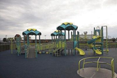 Commission discusses inclusive playground