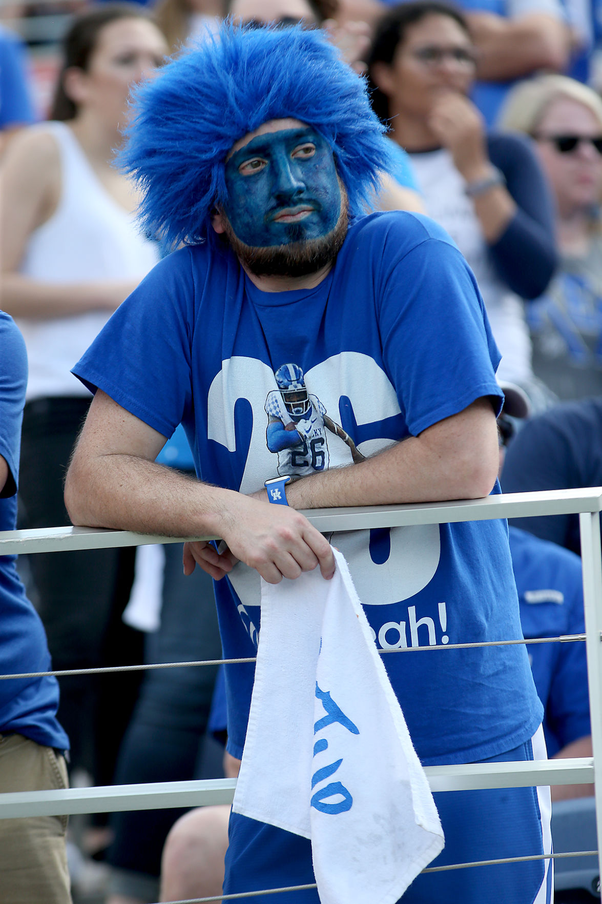 COLLEGE FOOTBALL: Kentucky tops Penn State in Citrus Bowl ...