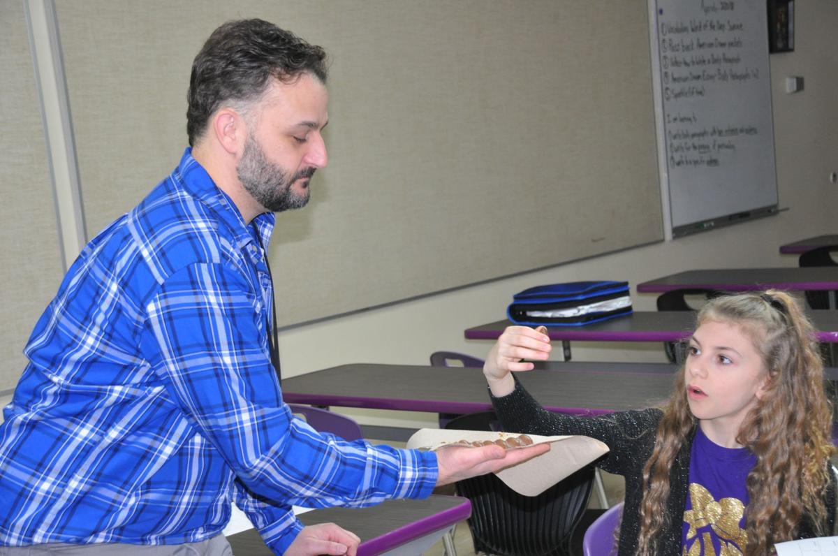 Sweet stuff! Madison Middle students learn authentic writing
