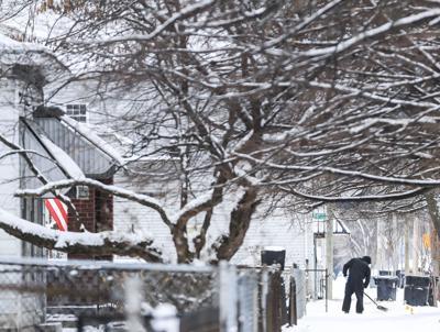 Snow Winter Storm Thuirsday