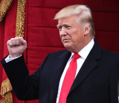 President Trump file photo