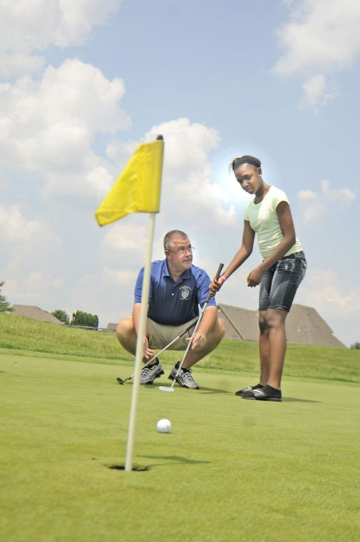 Rpd Youth Camp Hits The Links Local News Richmondregister