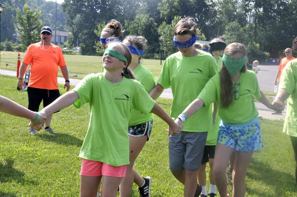 Responding to fun: Campers enjoy week with law enforcement