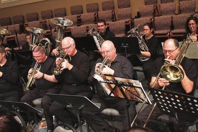 Madison Community Band offers a free Christmas Concert