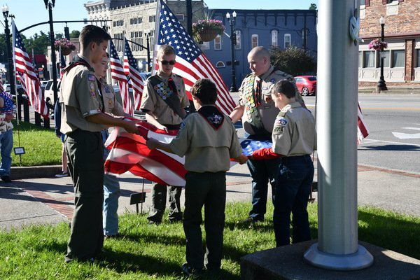 PHOTOS: Flag Day Ceremony
