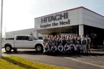Welcome to Berea; City welcomes 175 new jobs through Hitachi factory