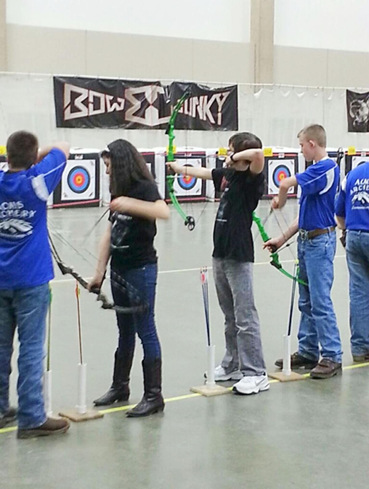 Caudill Middle School Archery