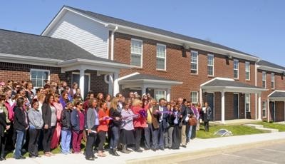 Miraculous Liberty Place Opens Eight Post Treatment Apartments News Home Interior And Landscaping Spoatsignezvosmurscom