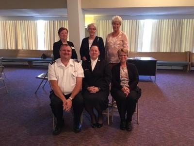 Boonesborough Chapter NSDAR marks milestone by celebrating its members
