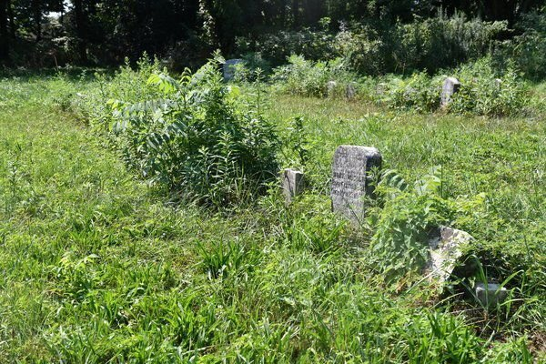 A grave situation:Group aims to restore old cemeteries
