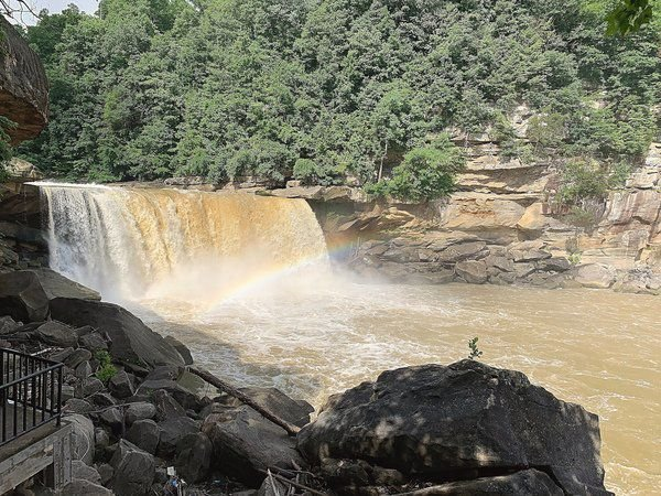 HEART OF THE BLUEGRASS: Moonbow experience offers more than just a nighttime rainbow at Cumberland Falls
