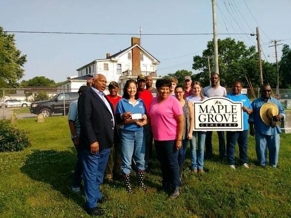 Friends of Maple Grove continue restoration