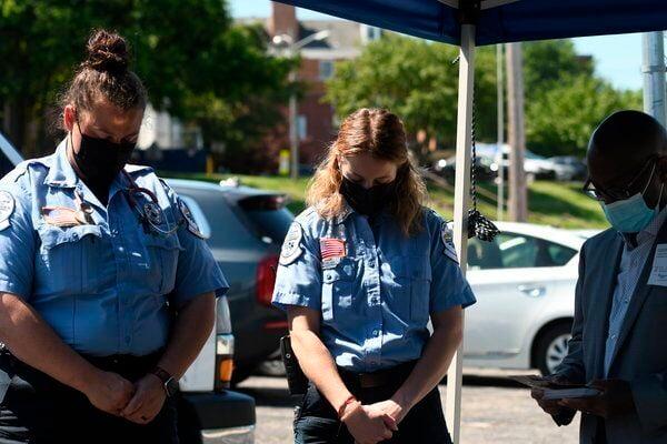 Berea Hospital celebrates emergency workers from Madison, Jackson, Rockcastle, Garrett counties